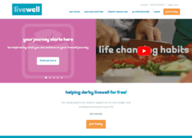 livewellderby.co.uk