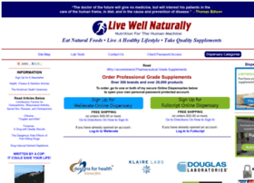 livewellnaturally.com