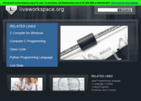 liveworkspace.org
