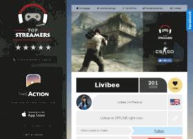 livibee.topstreamers.com