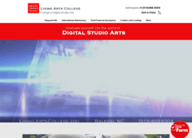 living-arts-college.edu