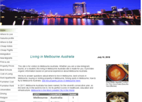 living-in-melbourne.com