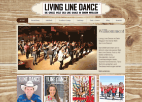 living-linedance.de