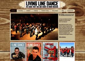 living-linedance.de
