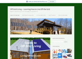 living-off-grid.com
