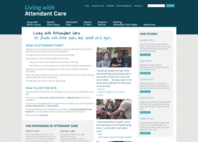 living-with-attendant-care.info