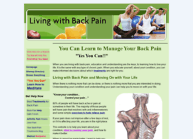 living-with-back-pain.org