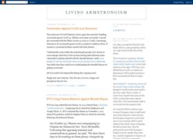 livingarmstrongism.blogspot.com