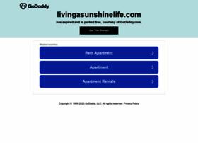 livingasunshinelife.com