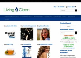 livingclean.com