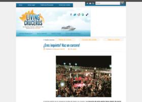 livingcruceros.com