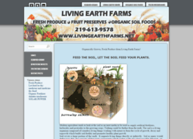 livingearthfarms.net
