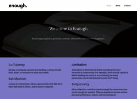 livingenough.com