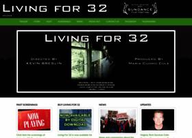 Livingfor32.com