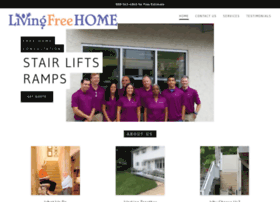 livingfreehomestairlifts.com
