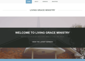 livinggraceministry.org