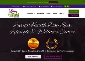 livinghealthdayspa.com