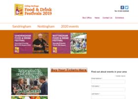 livingheritagefoodfestivals.co.uk