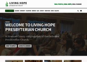 livinghopepres.org