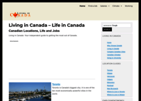 Livingin-canada.com