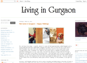 Livingingurgaon.blogspot.com