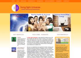 livinglightuniverse.com