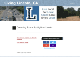 livinglincolnca.com