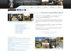 livingmilitaryhistory.co.uk