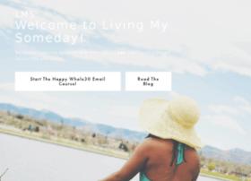 livingmysomeday.com