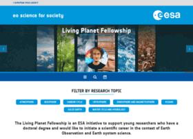 livingplanetfellowship.esa.int