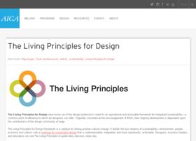 livingprinciples.aiga.org