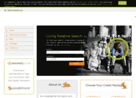 livingrelativesearch.co.uk