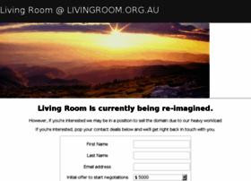 livingroom.org.au