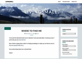 livingsmallblog.com