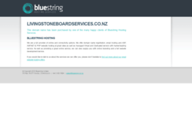 livingstoneboardservices.co.nz