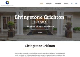 livingstonecrichton.co.za