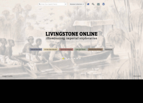 livingstoneonline.ucl.ac.uk