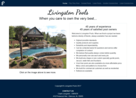 livingstonpools.com