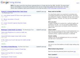 livingstories.googlelabs.com