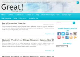 livingsublog.syr.edu