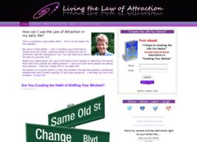 livingthelawofattraction.com