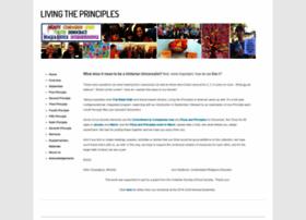 livingtheprinciplesuu.wordpress.com