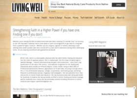 livingwellmagazine.net