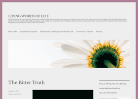 livingwordsoflife.com