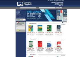 livrariadamasio.com.br