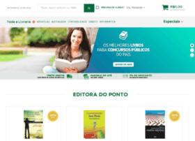 livrariadoponto.com.br