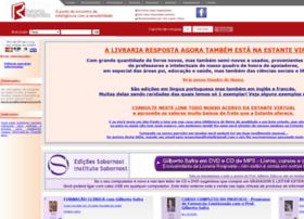 livrariaresposta.com.br