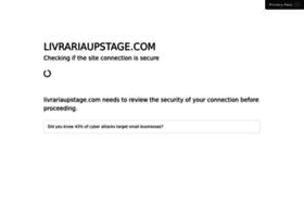 livrariaupstage.com