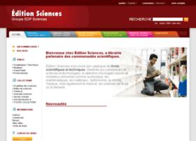 livres.edpsciences.org