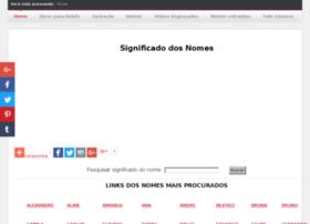 livrodenomes.com.br
